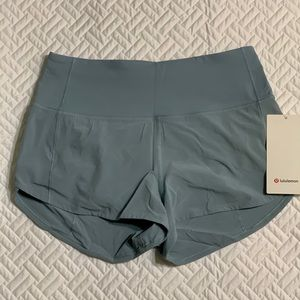 Speed Up Shorts , High Rise 2.5